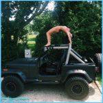 Bethenny Frankel bends over backwards to get attention on Instagram ...