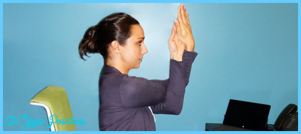 Chair Yoga Poses to Improve Posture and Relaxation - The Blissery