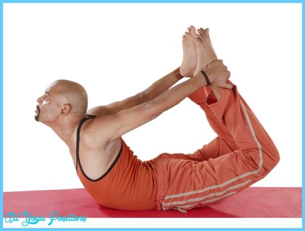 Dhanurasana ( Bow Pose ) - Yoga Vidya International