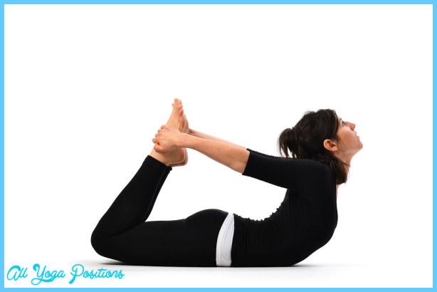 Easy bow pose - Saral dhanurasana - Satya Live Yoga - Southern ...