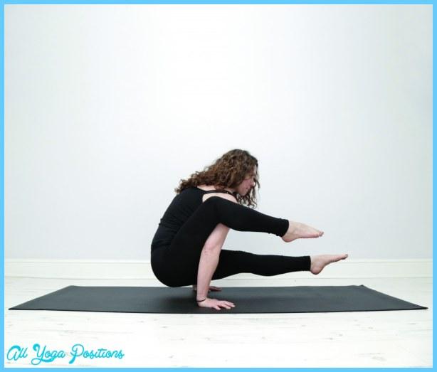 Elephant's Trunk Pose - Yoga Magazine