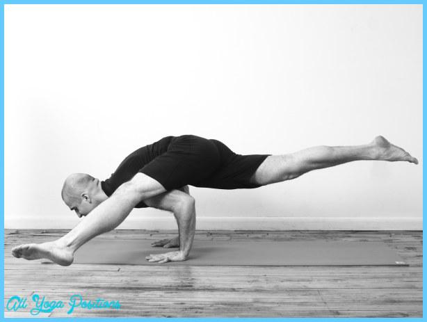 ... Pada Koundinyasana From Monkey Mind Yoga ~ with Irina » Yoga Pose