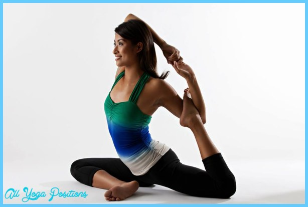 Yoga Pose Weekly » Upload to winMermaid Pose Eka Pada Rajakapotasana ...