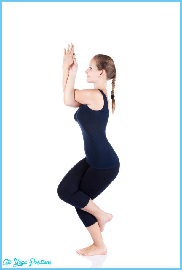 Garudasana, Eagle Pose - Yoga Lily | Yoga Classes in Milton Keynes ...