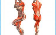 Eagle pose right - Garudasana right - Yoga Poses | YOGA.com