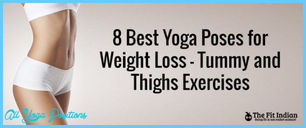 Great Yoga Poses For Weight Loss 8