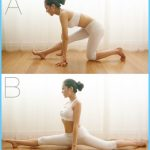 Sunina Yoga - Hanumanasana, Split Pose! | MIND BODY BEAUTY Guide | Pi ...