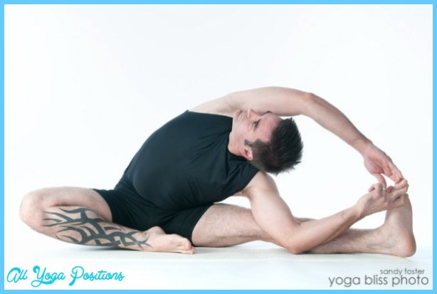 ... Head to Knee Pose (Parivrtta Janu Sirsasana) » Yoga Pose W eekl