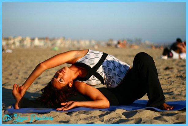 Parivrtta Janu Sirsasana Yoga Pose Part 2   Flickr - Photo Sharing!