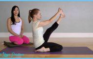 Hatha Yoga Asana Heron pose (Krounchasana) - YouTube
