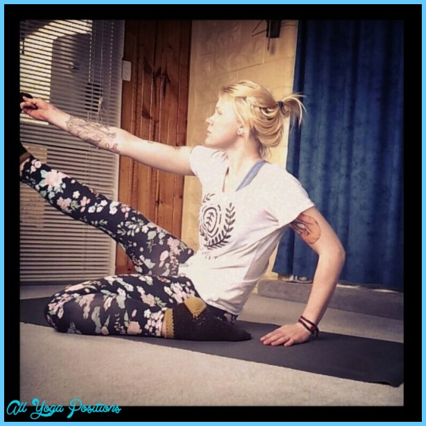 Krounchasana - Heron Pose - Yoga | My Yoga | Pinterest
