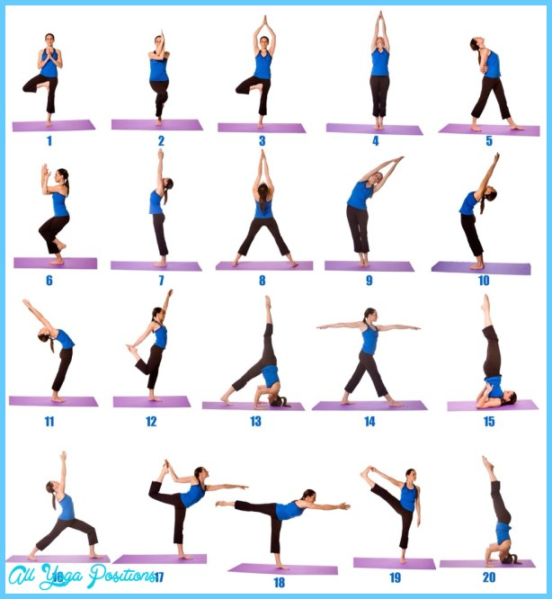 List Of Yoga Poses For Weight Loss 16