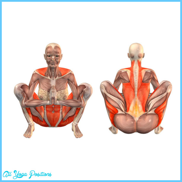 Garland pose - Malasana - Yoga Poses | YOGA.com