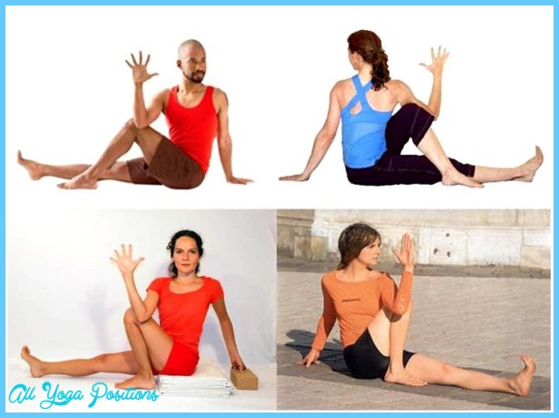Marichi's Pose (Marichyasana III) | Lucid Dream Yoga