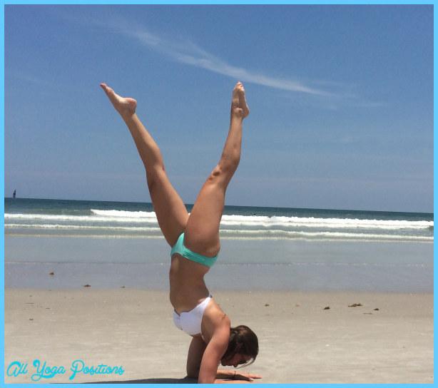 Yoga Pose of the Week: Forearm Balance | Simply Sianne