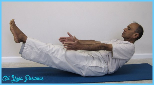 Boat Pose (Navasana) is a popular yoga pose that strengthens the core ...
