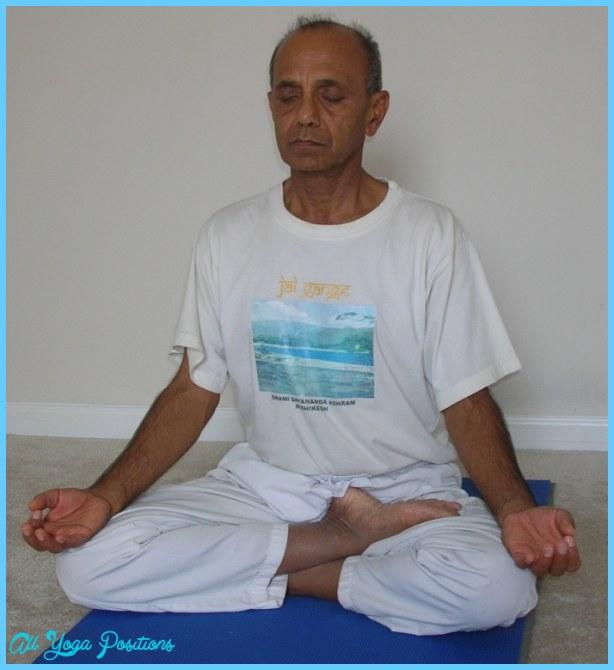 Padmasana (Lotus Pose) | IYENGAR YOGA BLOG