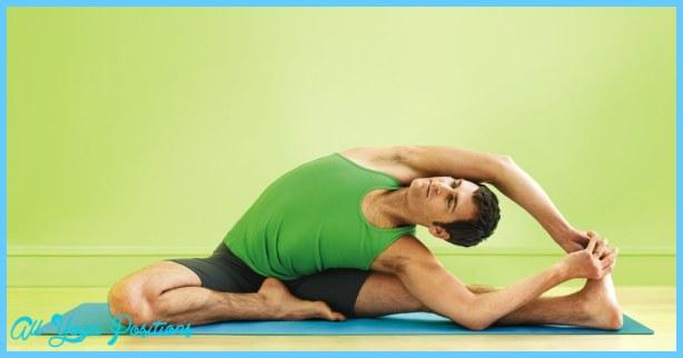 Parivrtta Janu Sirsasana: Avoiding Injury In a Side Bend | Kreg Weiss ...
