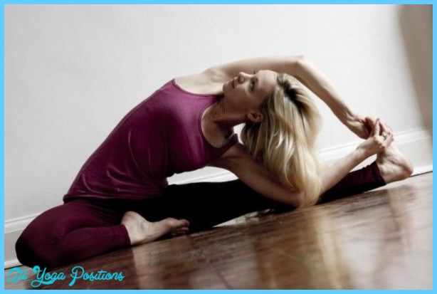 Parivrtta Janu Sirsasana by Hanri Shaw (yogahound.co.uk) » Yoga Pose ...