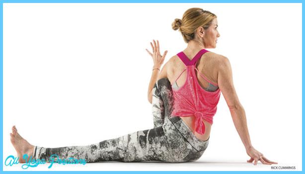 Twist Yoga Poses