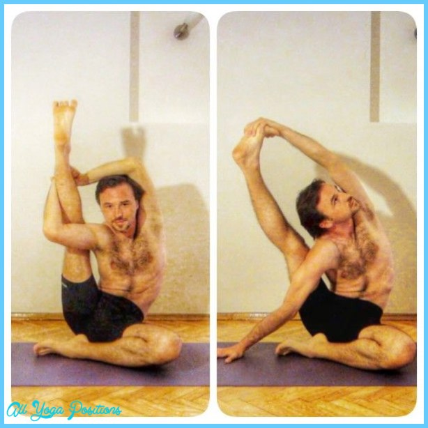 parivrtta surya yantrasana compass pose with variation @ sonertnp yoga ...