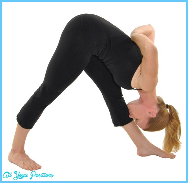Parsvottanasana - How to do and Its Benefits | Plus Lifestyles
