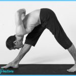 Parsvottanasana (Pyramid or Intense Side Stretch Pose)   Jack Cuneo ...