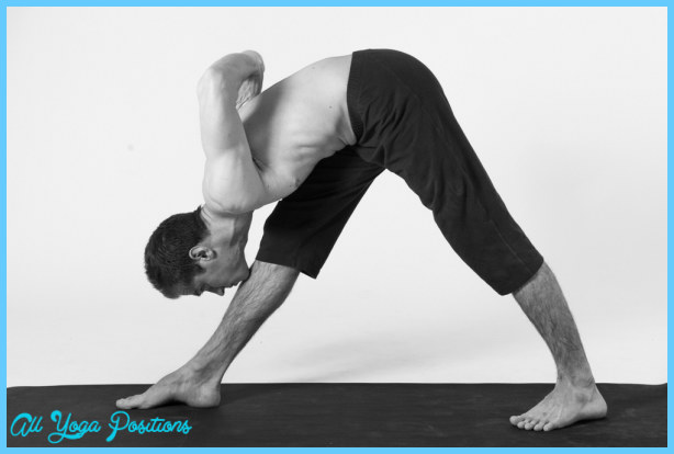 "Parsvottanasana (Pyramid or Intense Side Stretch Pose) â"" Jack Cuneo ..."