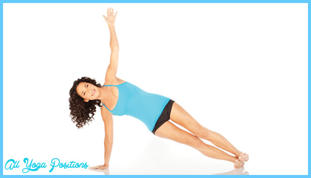 Yoga Plank Pose Yoga Pose of The Day Side
