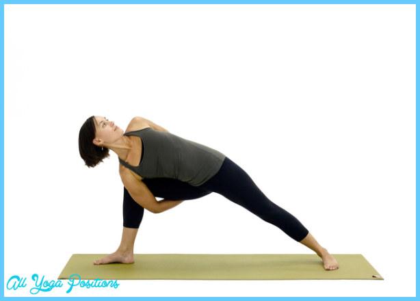 Revolved Side Angle Pose Yoga All Yoga Positions