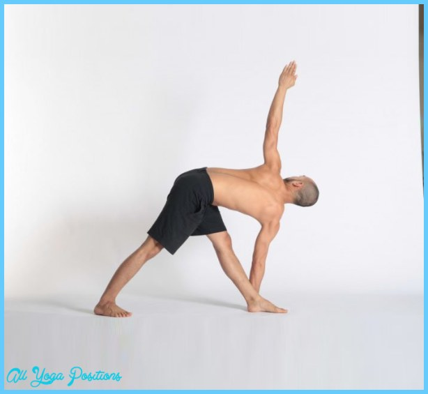 Revolved Triangle Pose Yoga - All Yoga Positions ...