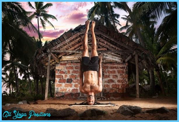 Yoga Pose of the Day – Headstand Pose (Salamba Sirsasana )