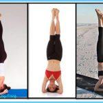 Supported Headstand (Salamba Sirsasana)   Lucid Dream Yoga
