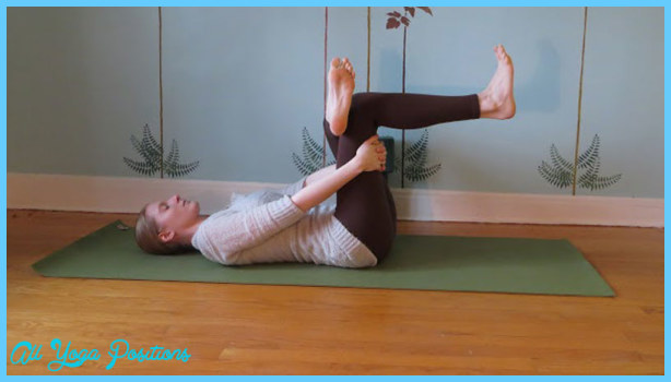 Plug Into the Wall + Recharge: 4 Soothing Restorative Poses