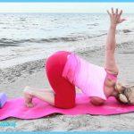 Yoga with Sarah Starr Demo_Thread the Needle Pose or Sucirandhrasana ...