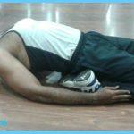 Yoga Pose Weekly » Upload to winReclining Hero Pose from Yoga Bristol ...