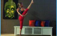 Svarga Dvidasana (Bird of Paradise) » Yoga Pose Weekly