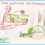 triang mukhaikapada paschimottanasana | yoga avec les copine ...