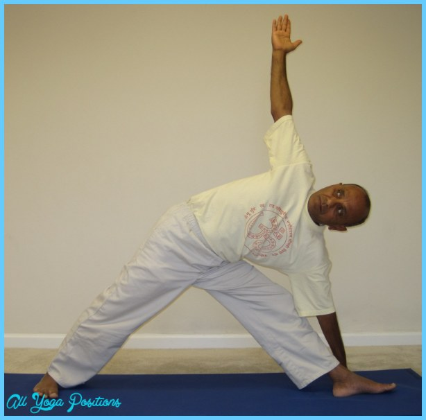 Trikonasana (Triangle Pose)   Yoga With Subhash