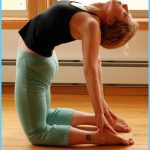Camel Pose – Ustrasana,The posture improves core strength, spinal ...