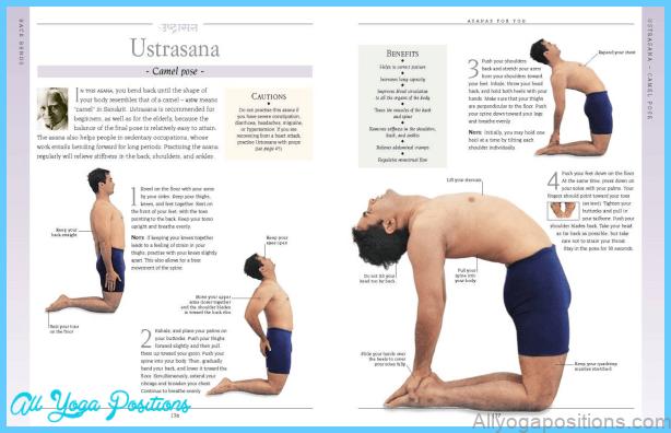 Yoga Camel Pose aka Ustrasana | Enhancing Human Performance dot NET