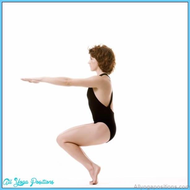 Utkatasana / Awkward-Pose - Bikram Yoga Jozi