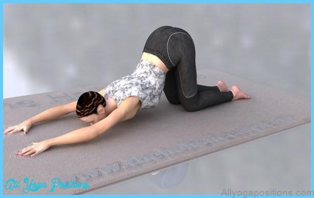 ... yoga theholisticcare com yoga 176 uttana shishosana extended puppy
