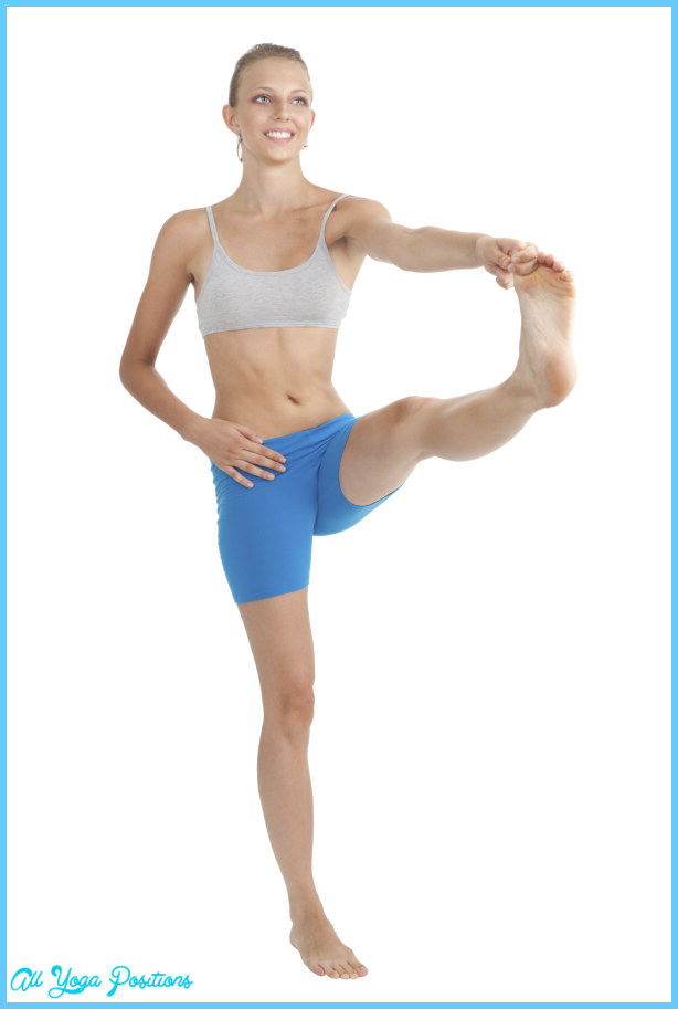 Yoga Pose: Extended Hand to Big Toe Pose | YogaClassPlan.com