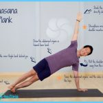 Vasisthasana - also known as Side plank is an incredibly difficult ...