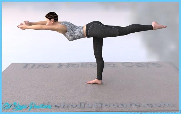 Virabhadrasana III Warrior III improves balance, posture, memory and ...