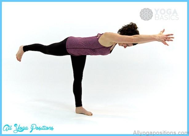 Warrior 3 Yoga Pose • virabhadrasana III