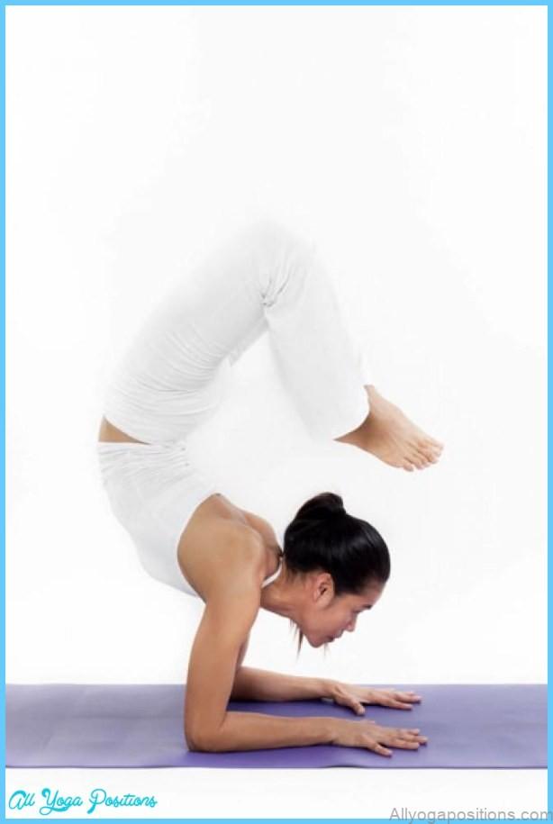 20 animal yoga poses: Scorpion Pose (Vrschikasana) | MNN - Mother ...