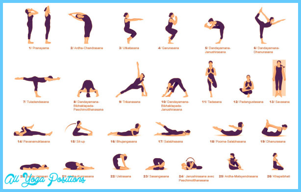 Yoga Positions For Weight Loss Beginners Yoga asana postures fo...