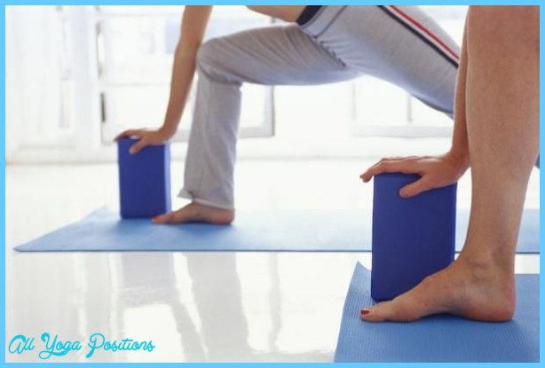 Yoga blocks - AllYogaPositions.com
